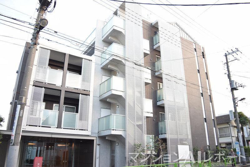 リストレジデンス目黒本町