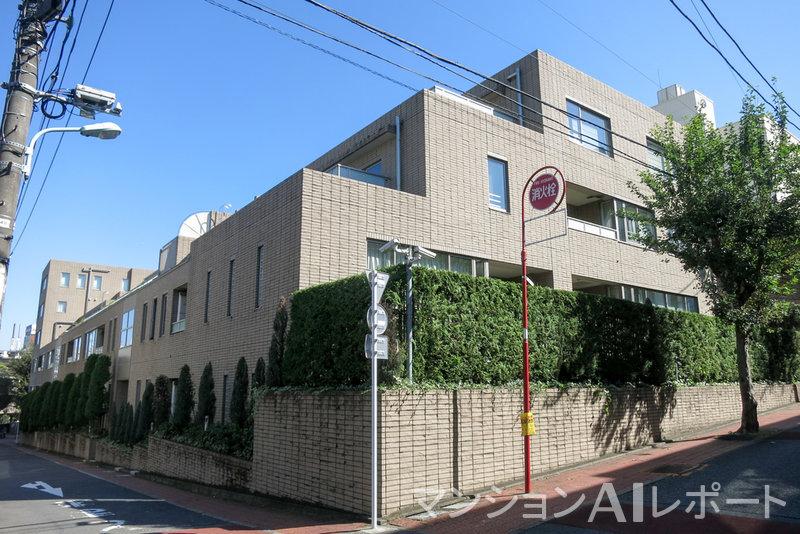 松濤アパートメント