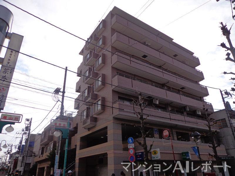 クリオ尾山台壱番館