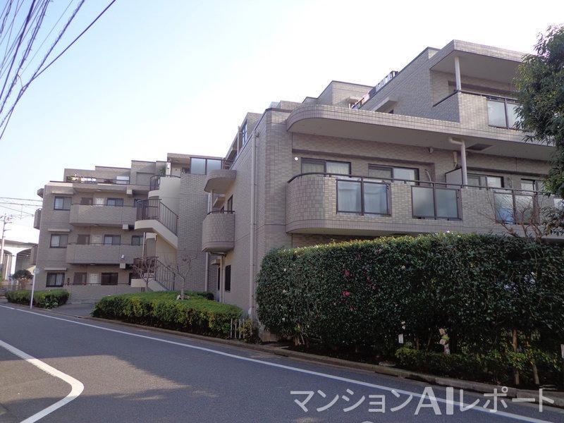 セザールパークサイド石神井公園壱番館