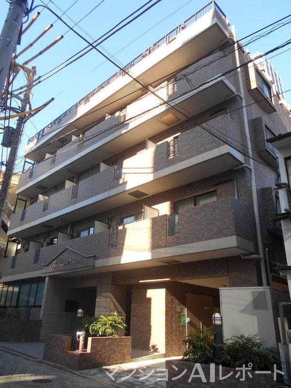 ガラステージ西新宿