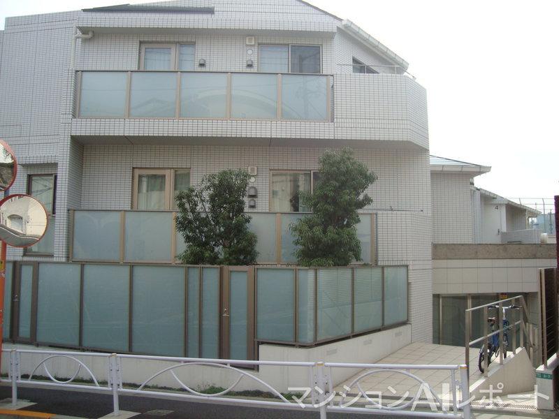 オープンレジデンシア目黒青葉台