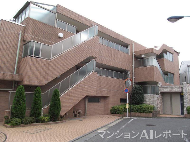 マートルコート文京西片
