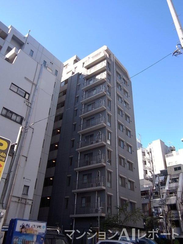 コスモ上野パークサイドシティA棟