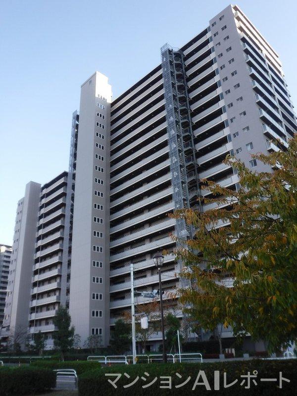 東京フロンティアシティパークアンドパークスD棟