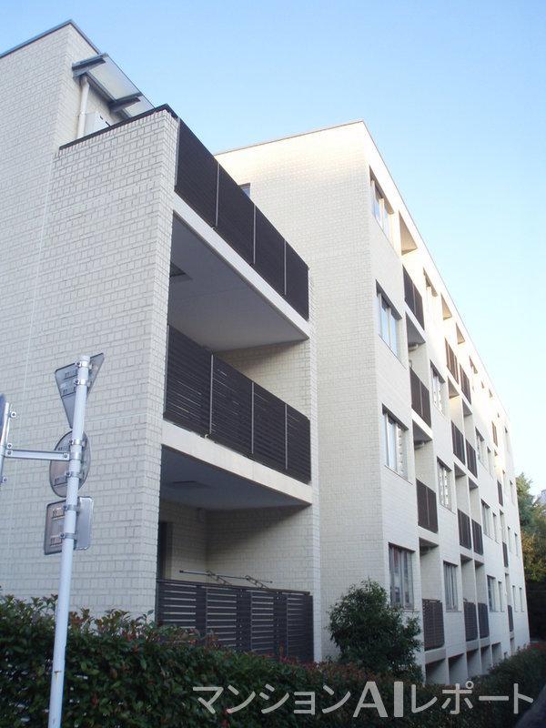 神楽坂トワイシアパークサイドレジデンス2棟