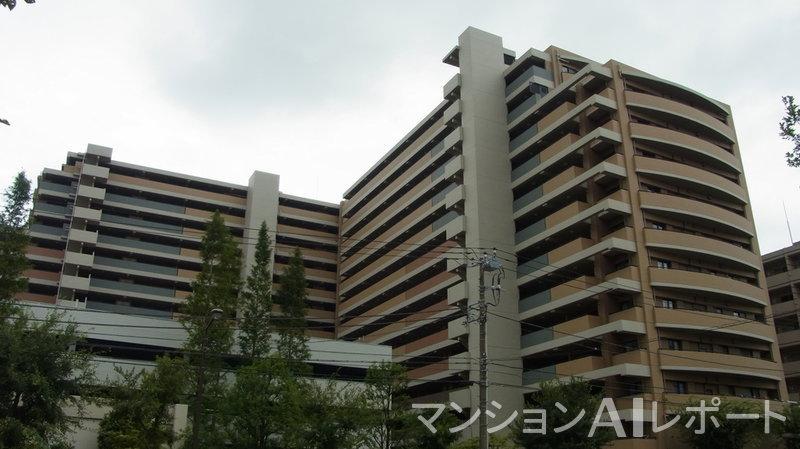 クレストフォルム東京ビューフォート