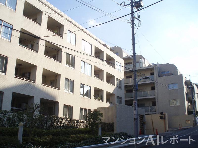 神楽坂トワイシアヒルサイドレジデンス2棟
