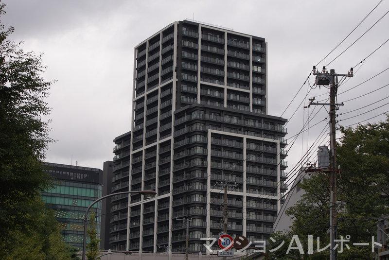 クレストタワー品川シーサイドキャナルタワー