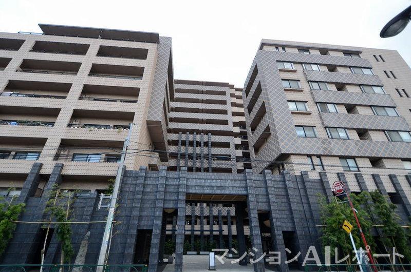 ルネ上野桜木ARTSHILL丘の棟