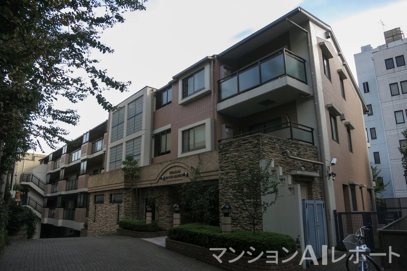 池田山第一マンションズ