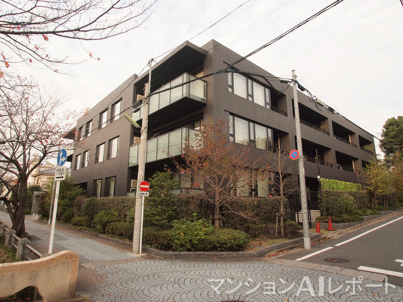 パークハウス新町櫻雅