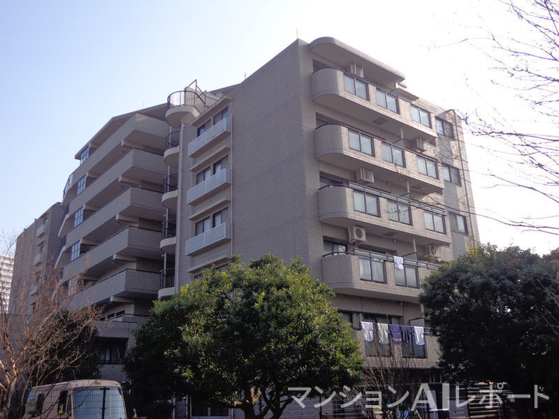 セザールパークサイド石神井公園弐番館