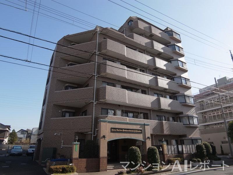 ライオンズガーデン西新井大師壱番館
