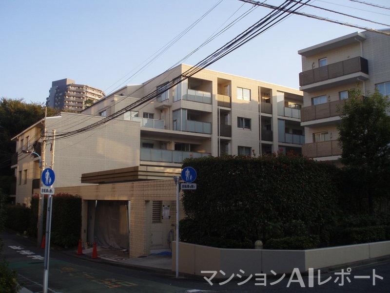 神楽坂トワイシアパークサイドレジデンス3棟