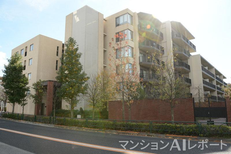 ザライオンズ杉並善福寺川緑地G-residence
