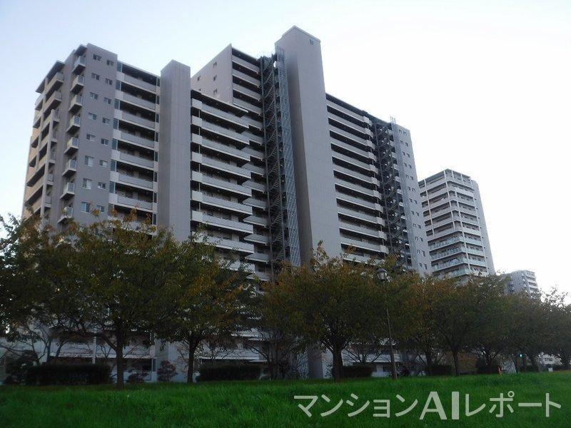 東京フロンティアシティパークアンドパークスB棟