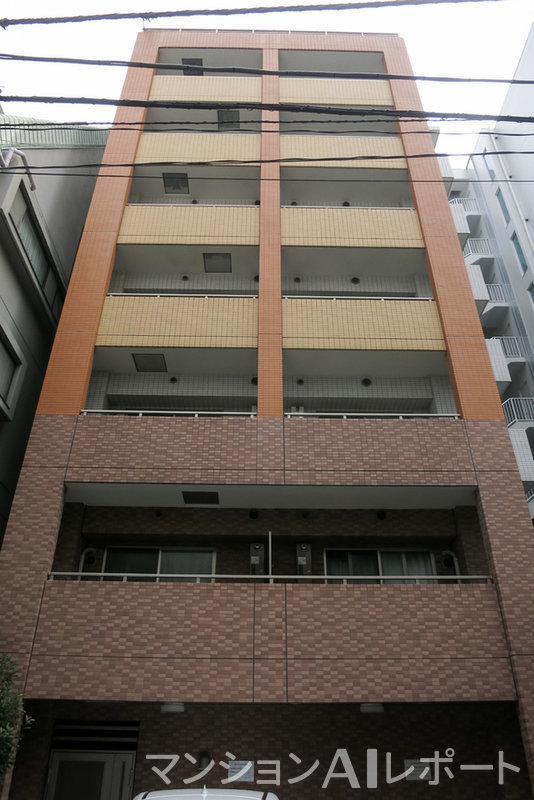 ラグジュアリーアパートメント三田慶大前