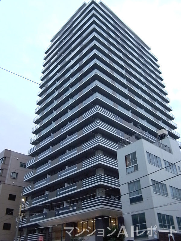 ライオンズタワー上野黒門町