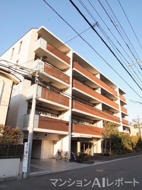 プラウド武蔵新城