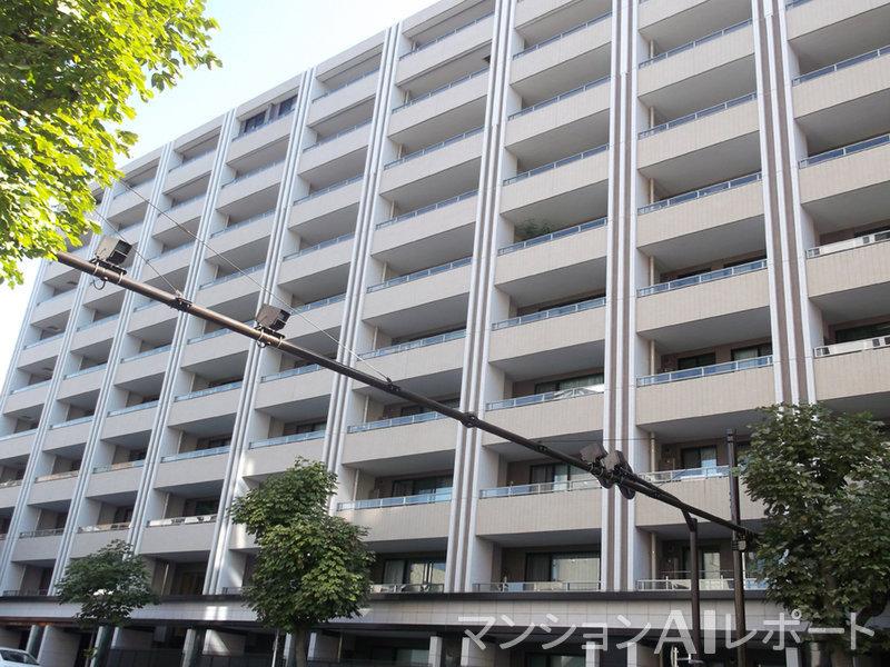マジェスティハウス新宿御苑パークナード