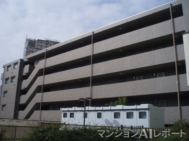 ルーブル神楽坂参番館