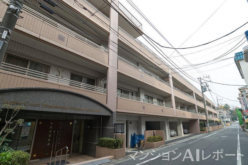 コニファーコート武蔵関弐番館リバーフロント