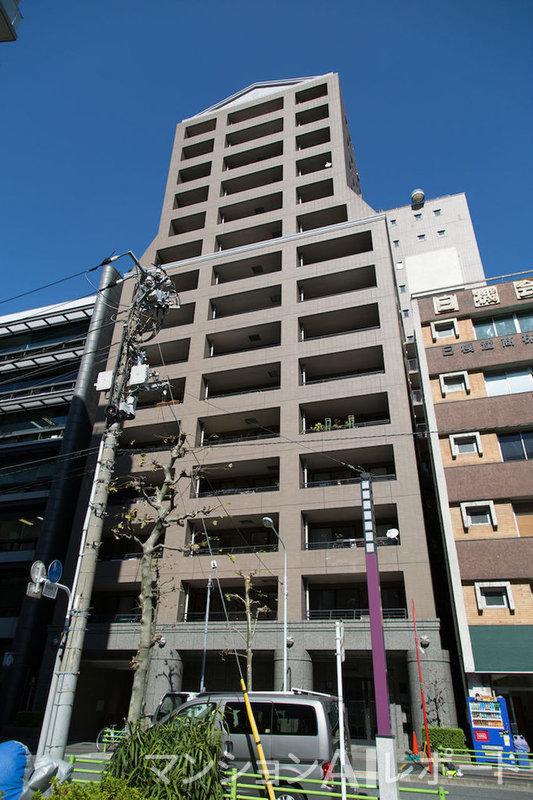 ザパームス日本橋リバーサイドタワー