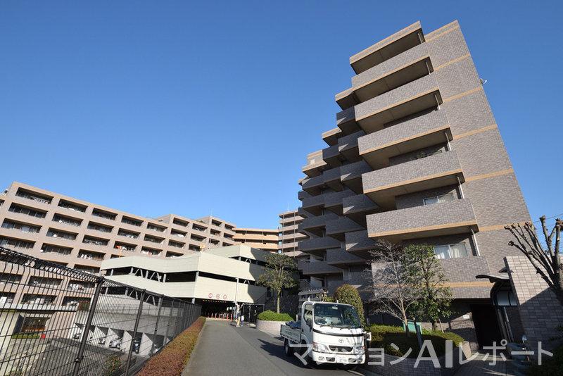 ゼファー横浜サウサリート神之木公園Daylight-court