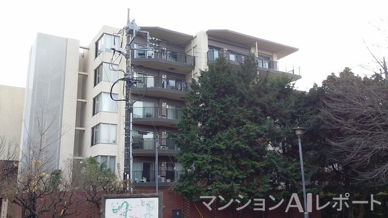 ザライオンズ杉並善福寺川緑地E-residence