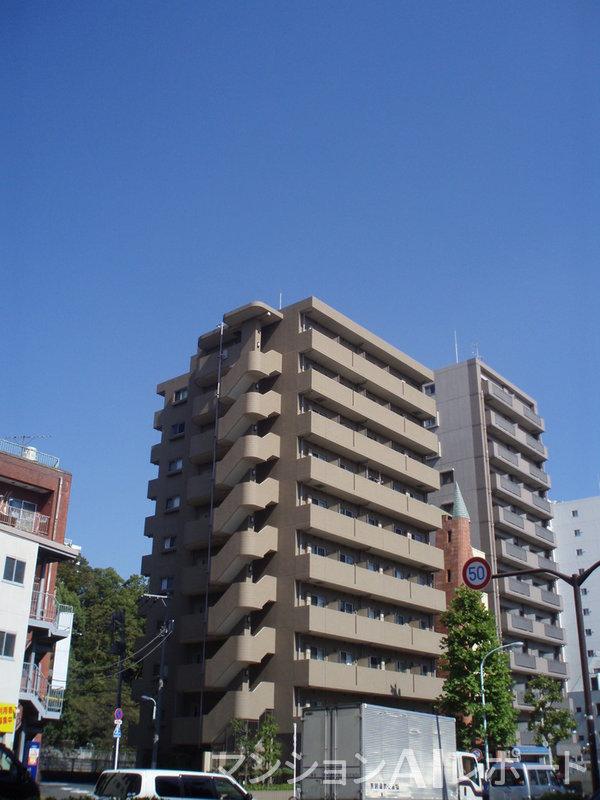 パレステュディオ早稲田パークビュー