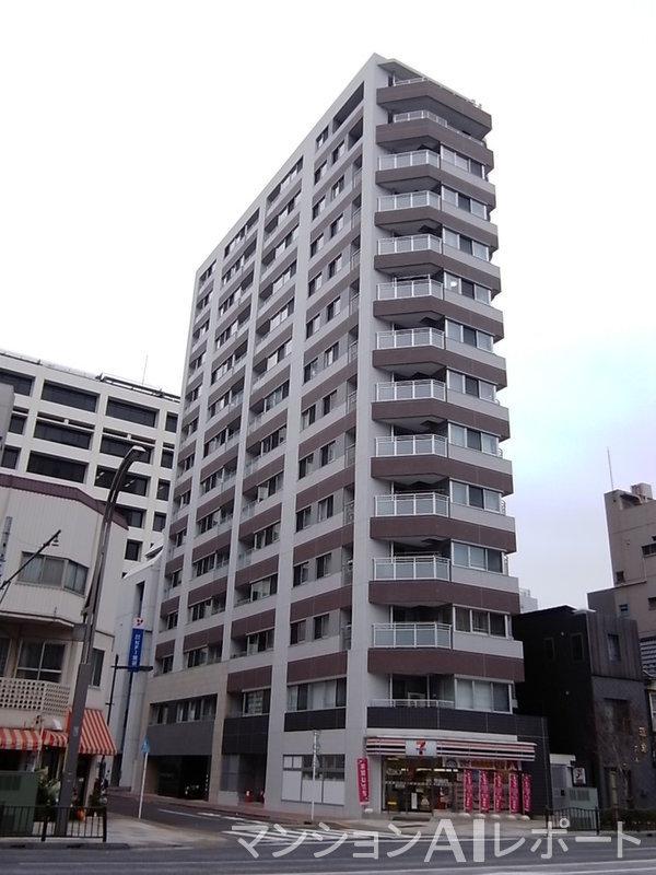 ザパークハウス上野浅草通り