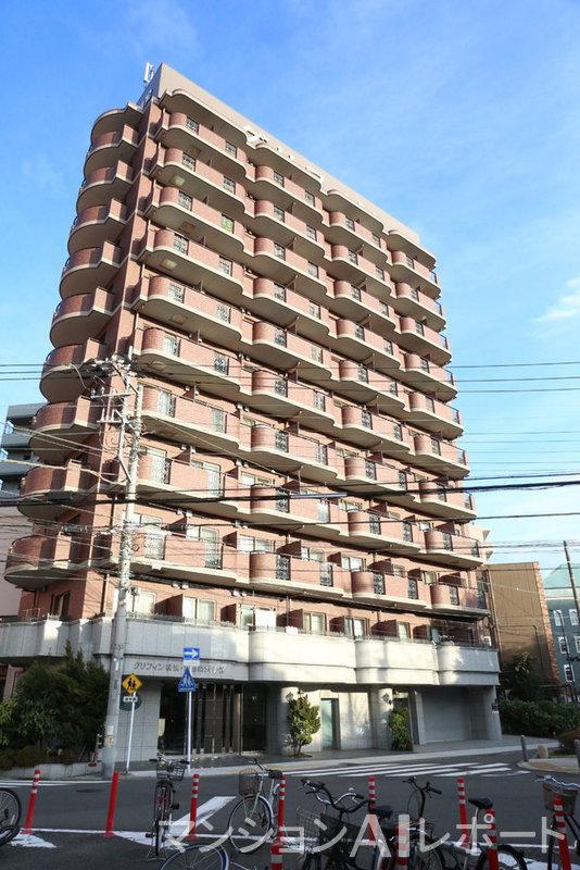 グリフィン横浜東白楽弐番館