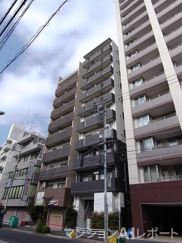 アクサス新宿若松町sta.