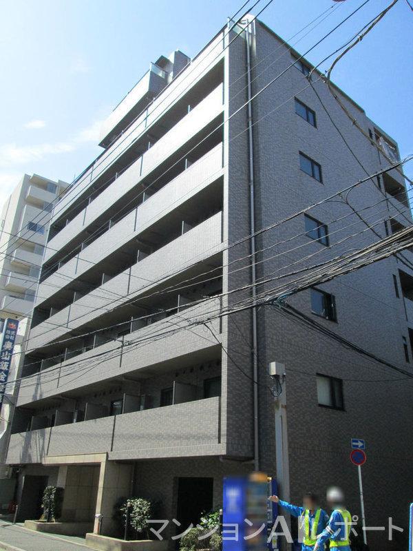 ルーブル白金高輪弐番館